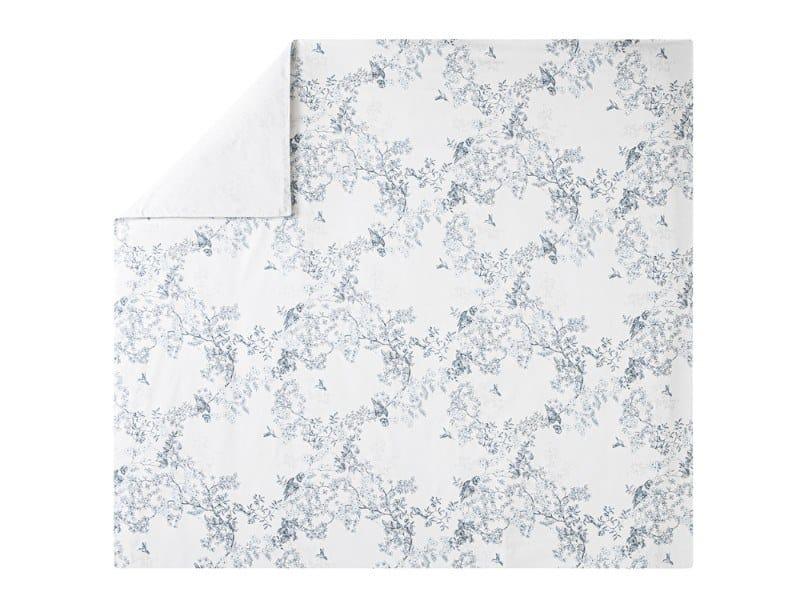 Copripiumino stampato in cotone con motivi floreali CANOPÉE | Copripiumino by Alexandre Turpault