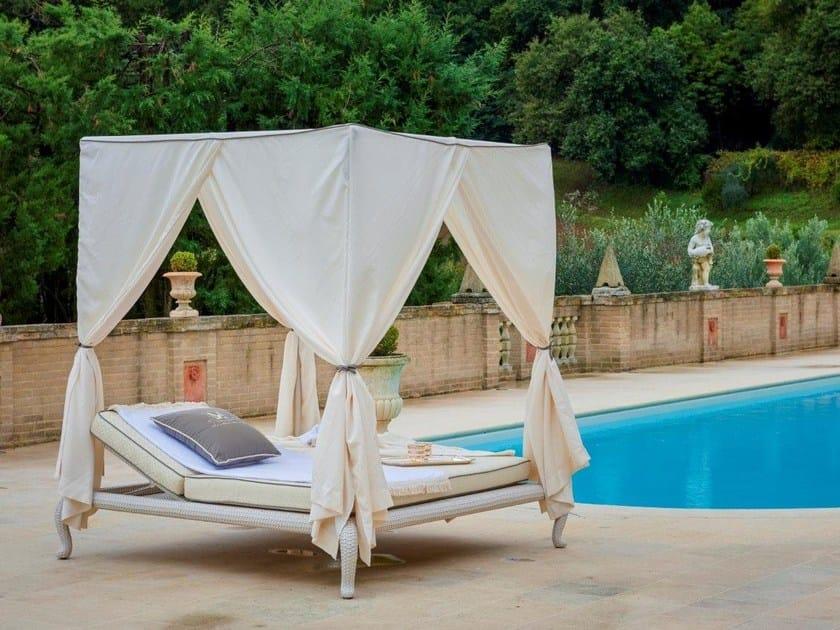 Canopy garden bed CANOPO | Garden bed by Samuele Mazza by DFN