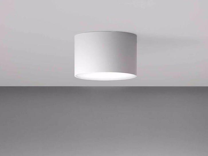 A In Soffitto Alluminio Led Lampada Luce Diretta Puraluce Da Moderno Stile Caos S Rj3AqL54