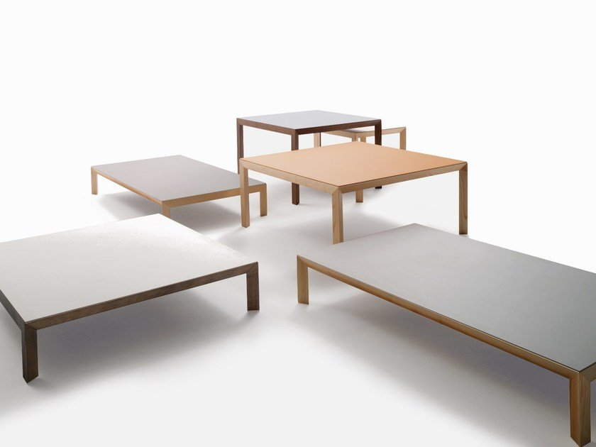Wooden coffee table CAPAS by Sancal