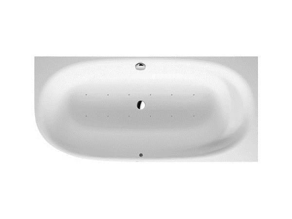 Vasca Da Bagno Duravit : Vasca da bagno angolare idromassaggio in durasolid cape cod vasca