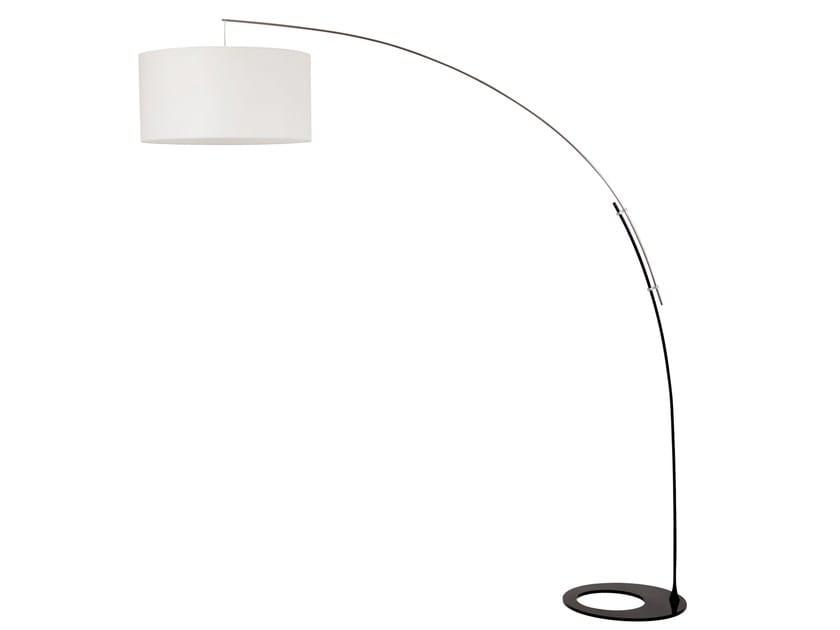 Lampada ad arco CAPEC by Brossier Saderne
