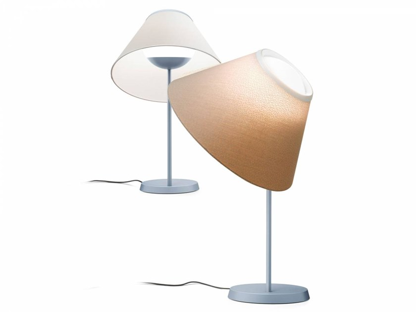 LED adjustable table lamp CAPPUCCINA | Table lamp by LUCEPLAN