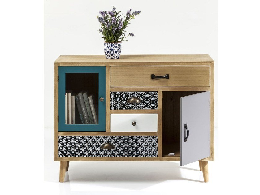 Sideboard with drawers CAPRI | Sideboard by KARE-DESIGN