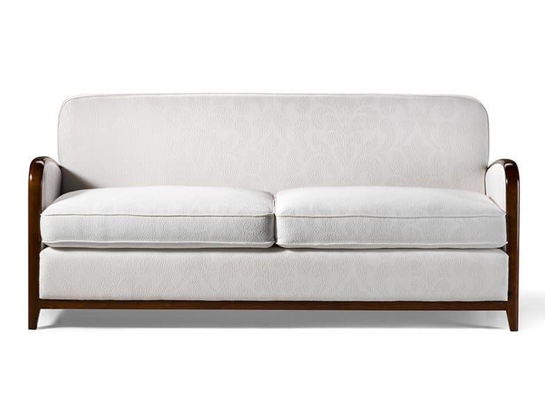 3 seater fabric sofa CAPRICCI | Sofa by Prestige