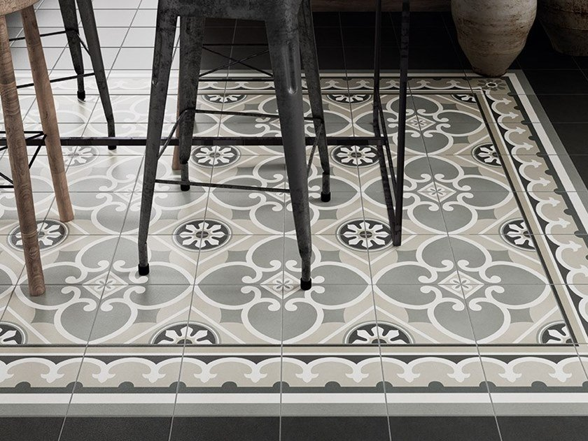 Porcelain stoneware wall/floor tiles CAPRICE by EQUIPE CERAMICAS