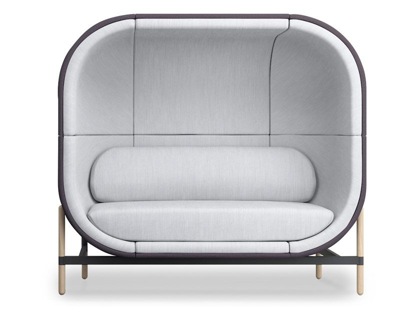 2-er Sofa CAPSULE | Sofa by Casala