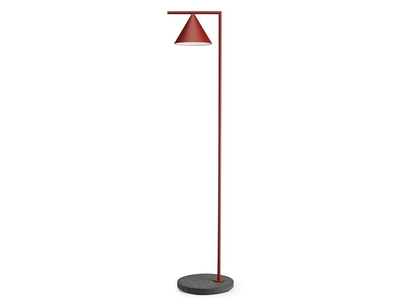 Lampada da terra per esterno a LED orientabile CAPTAIN FLINT OUTDOOR by Flos