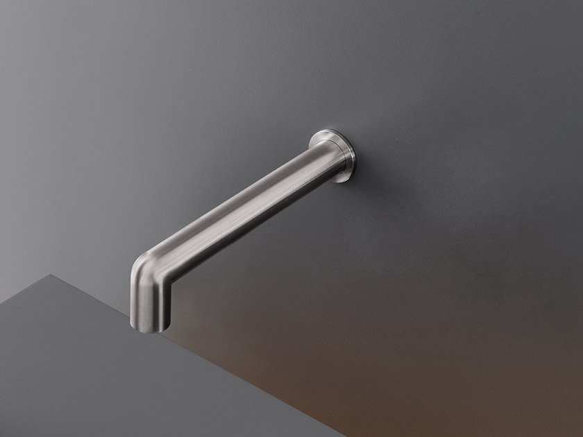 Wall-mounted spout CAR 13 by Ceadesign