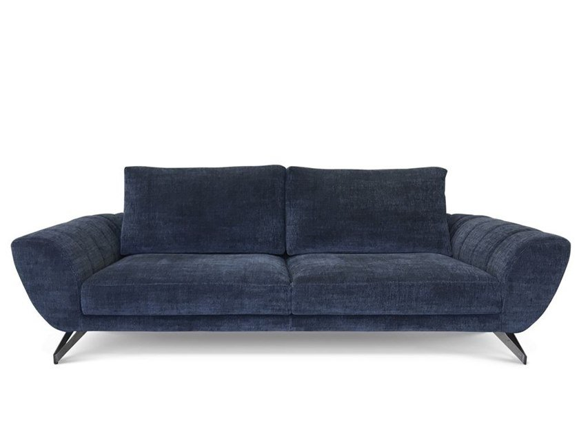 3 seater fabric sofa CARACTÈRE by ROCHE BOBOIS