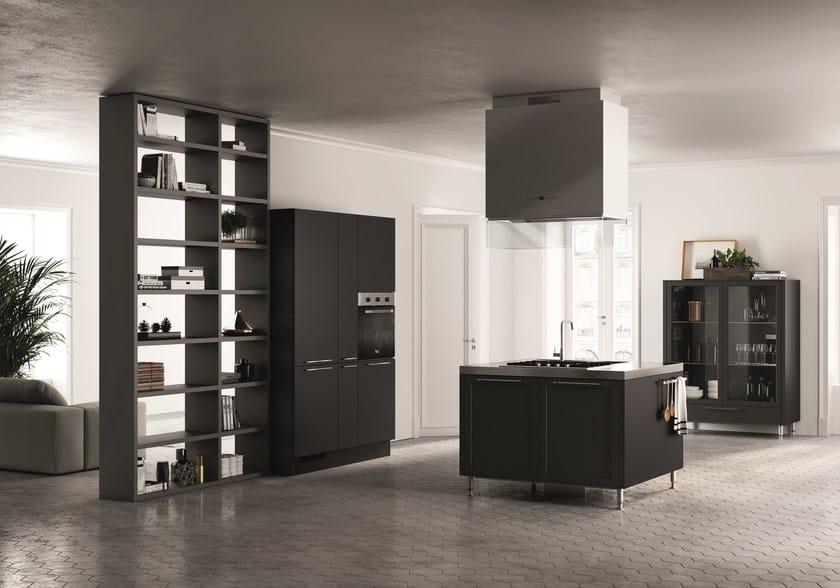 Cucina componibile CARATTERE By Scavolini