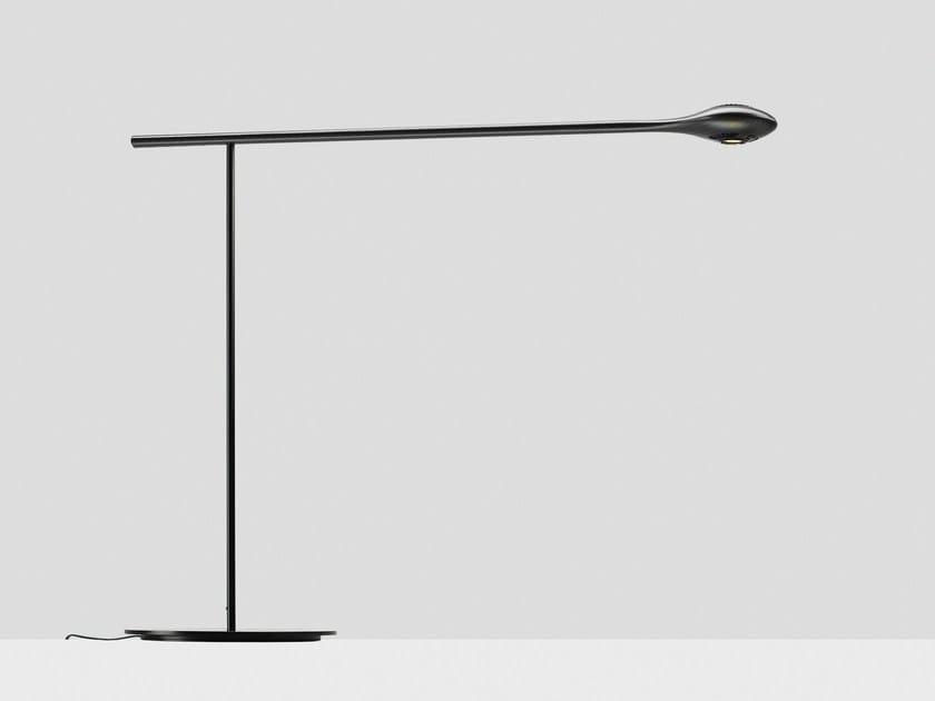 CARBON LIGHT TABLE LAMP