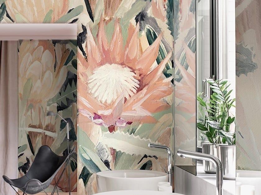 Papel de parede ecológico de tecido não tecido CARDI by Wallpepper Group