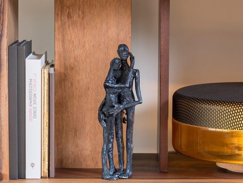 Bronze sculpture CARESSE by Gardeco