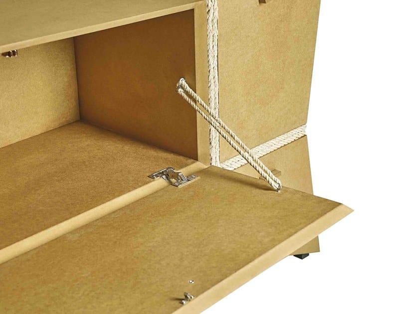 Cargo Mobili Da Giardino.Madia Con Ante A Ribalta Cargo By Arkof Labodesign Design Giulia