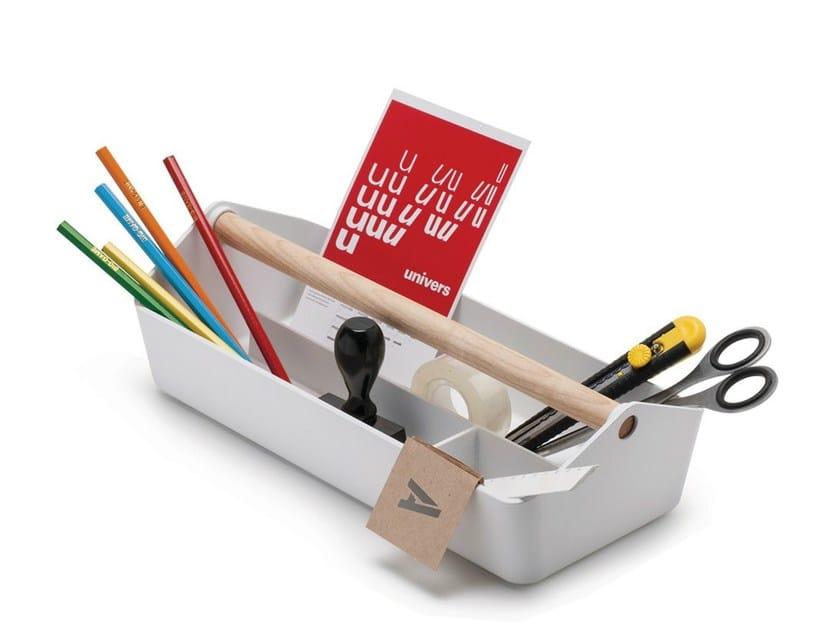 PMMA storage box CARGO BOX by Alessi