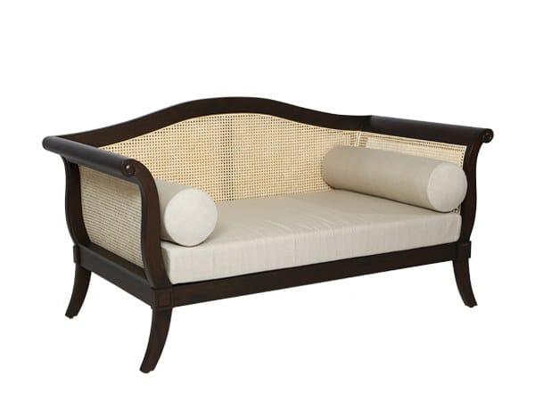 Small sofa CARIBBEAN | Small sofa by WARISAN