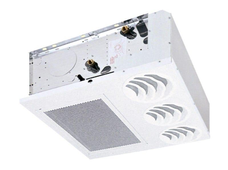Built-in fan coil unit CARISMA COANDA CCN-ECM by SABIANA
