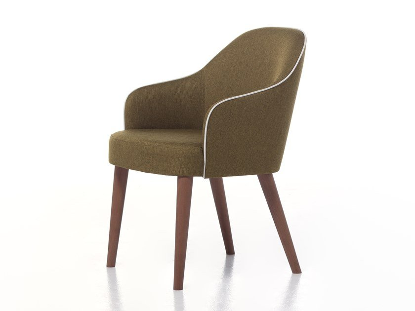 Fabric easy chair CARMEN 52 by Very Wood