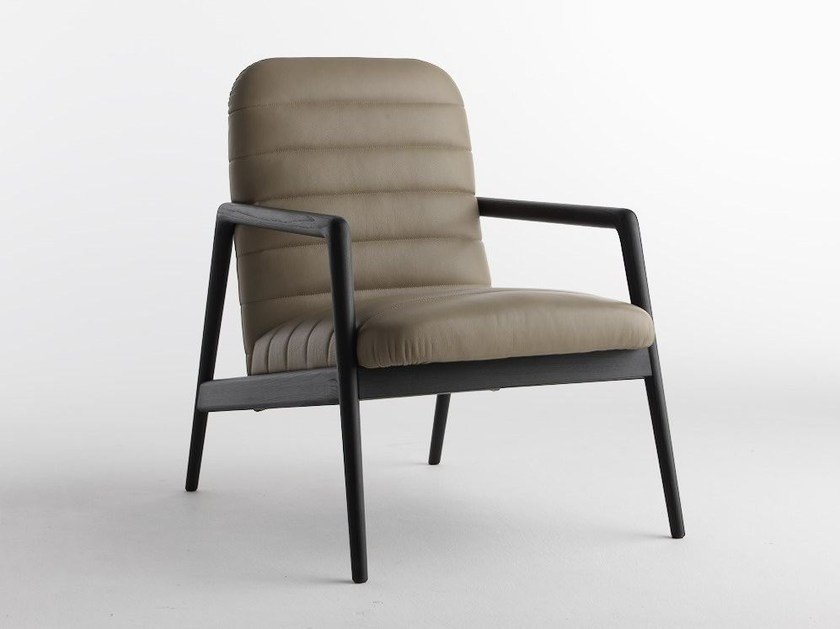 Easy chair with armrests CARNABY by Casamania & Horm