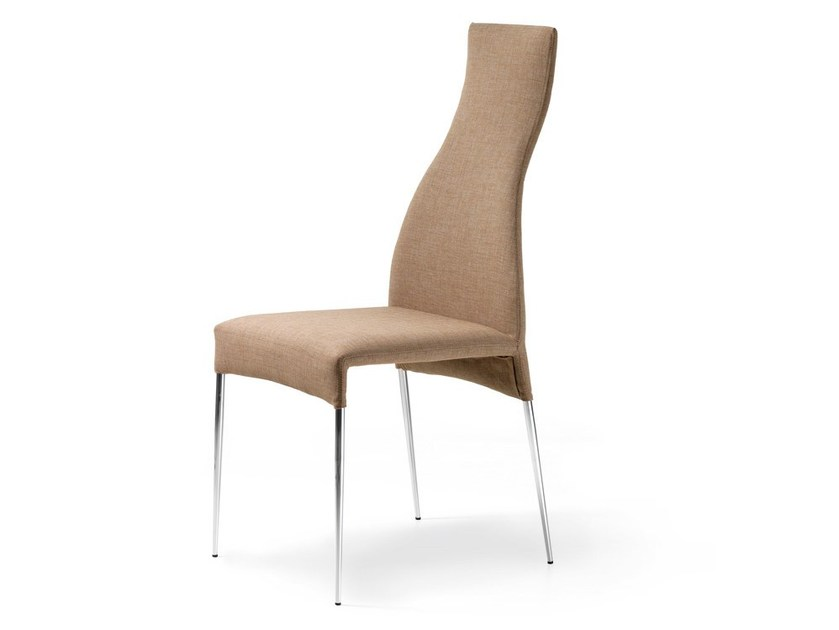 High-back chair CAROL by Cattelan Italia