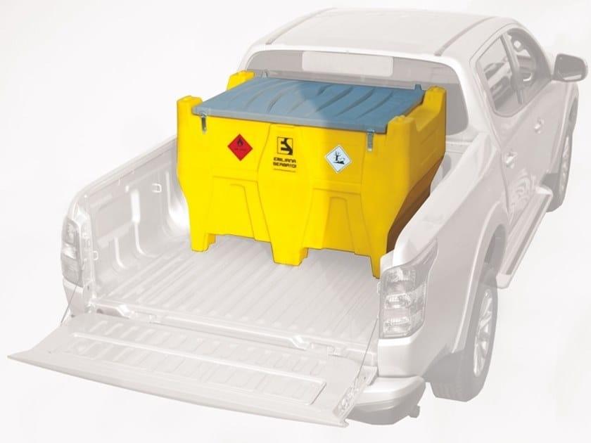 Transport tank for pick-up vehicles CARRYTANK® PICK-UP by EMILIANA SERBATOI