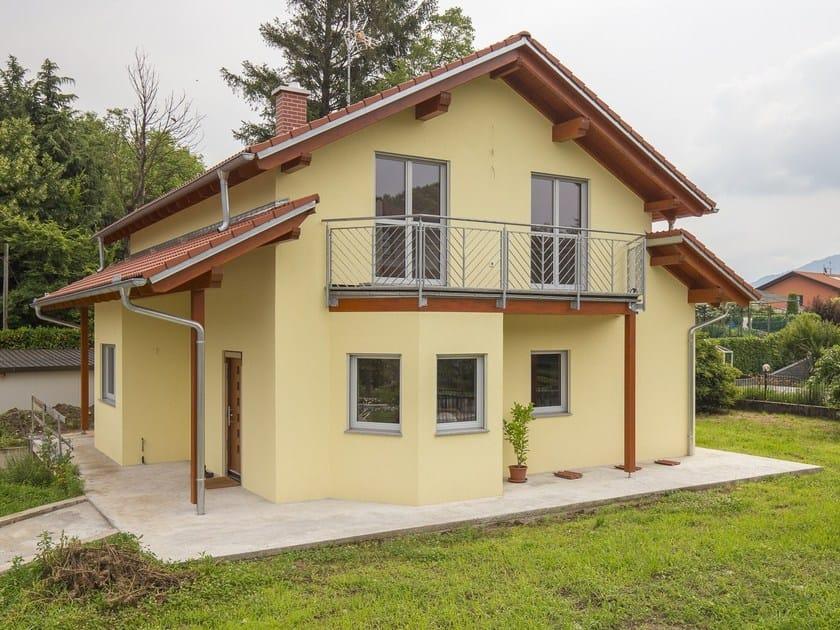 Wooden house CASA MIA 136 by Spazio Positivo