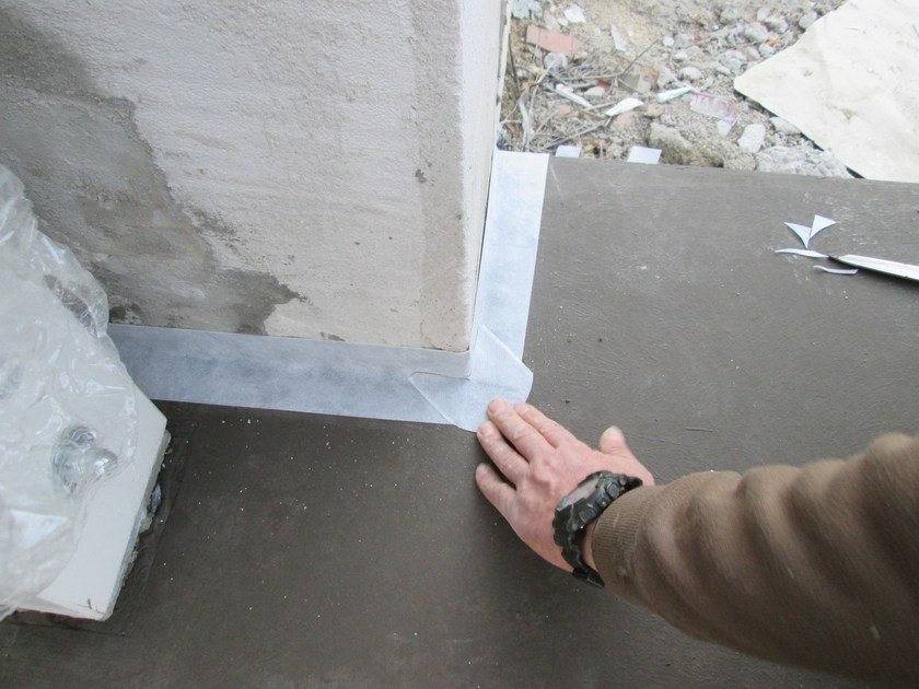 Tape and joint for waterproofing CASABAND SA by Casali Spa