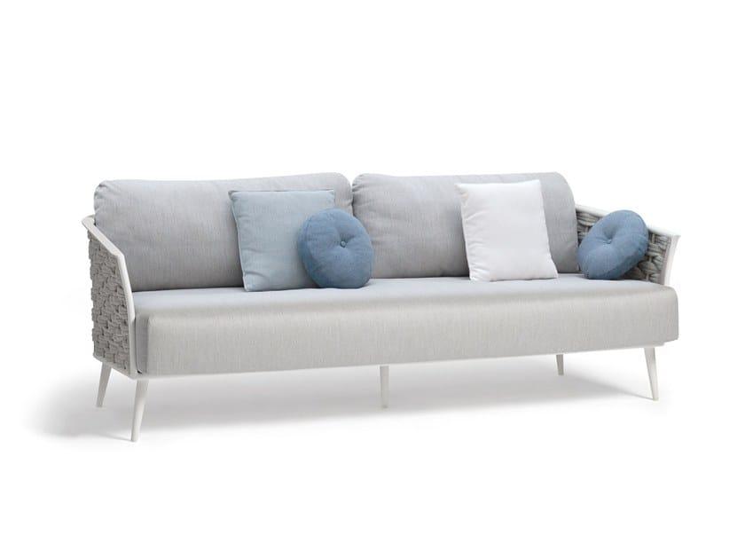 3 seater sofa CASCADE | Sofa by MANUTTI
