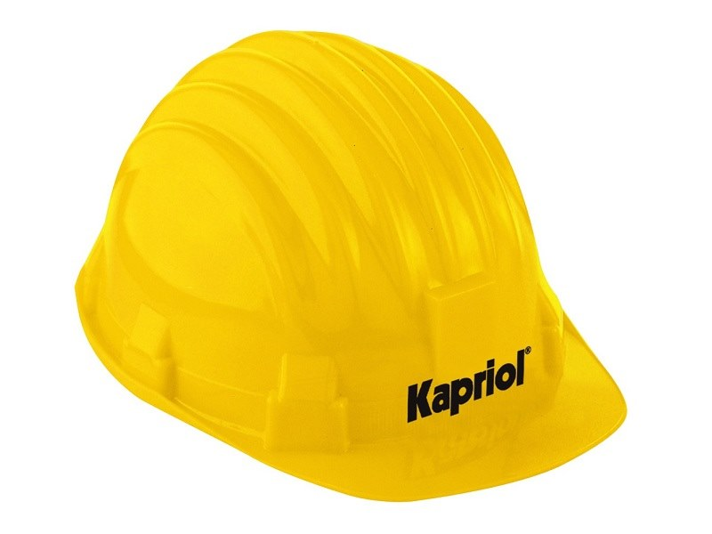 Personal protective equipment CASCO DA CANTIERE GIALLO by KAPRIOL