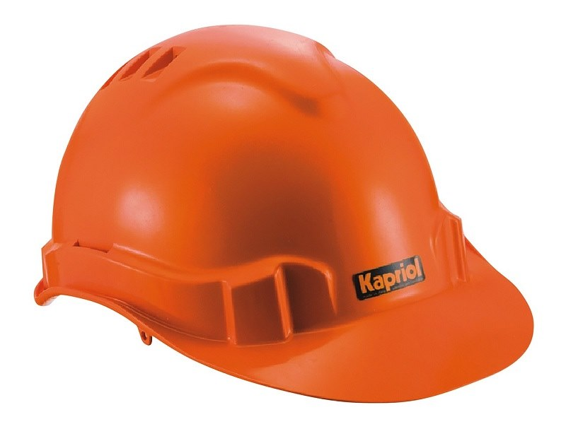Personal protective equipment CASCO PROFESSIONALE ARANCIO by KAPRIOL