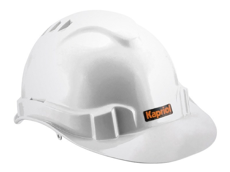 Personal protective equipment CASCO PROFESSIONALE BIANCO by KAPRIOL