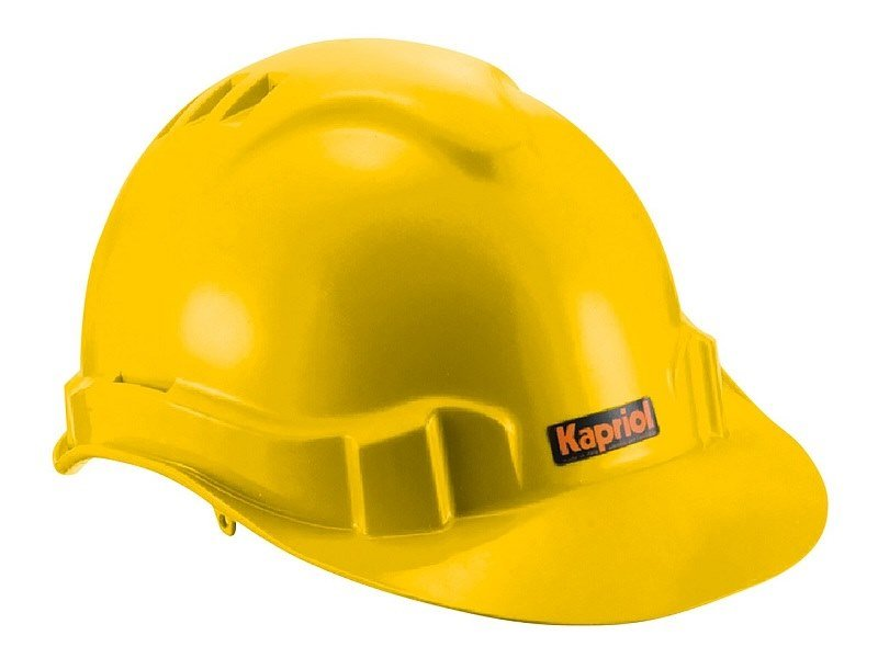 Personal protective equipment CASCO PROFESSIONALE GIALLO by KAPRIOL