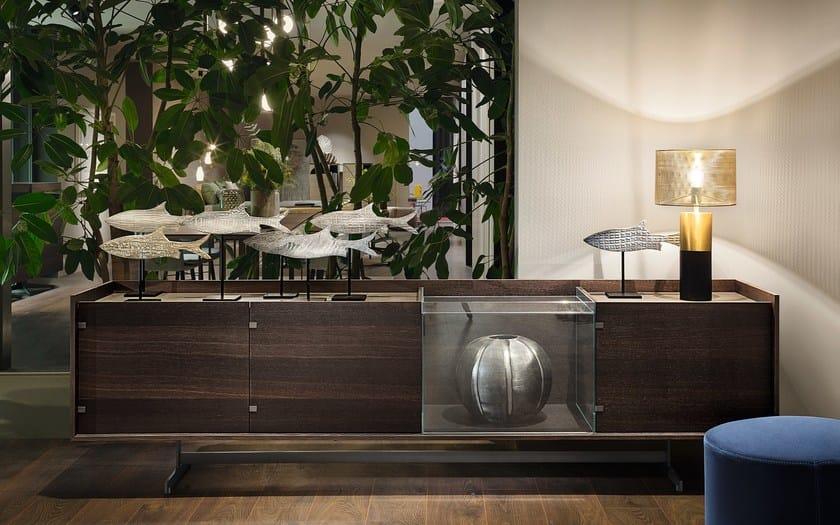 Oak sideboard cases by lema design francesco rota - Mobili tinello soggiorno ...