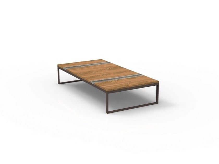 CASILDA | Tavolino rettangolare