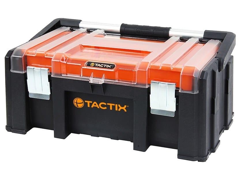 Small parts storage boxes CASSETTA PORTAUTENSILI 51 CM by KAPRIOL TACTIX