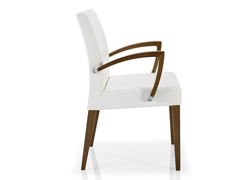 Chair with armrests CASSIS | Chair with armrests by JMS