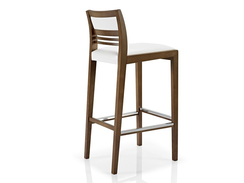 Open back chair CASSIS | Chair by JMS