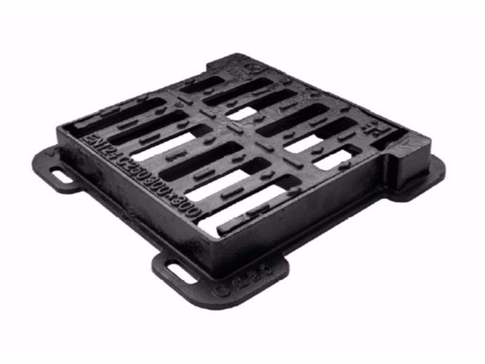 Manhole cover and grille for plumbing and drainage system CAST IRON GRATING C250 by Dakota