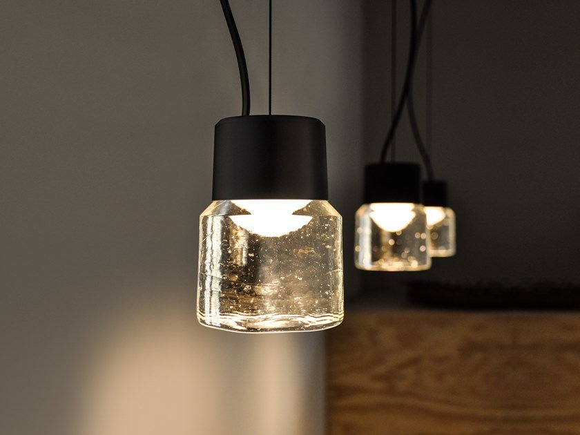 LED pendant lamp CAST | Pendant lamp by filumen