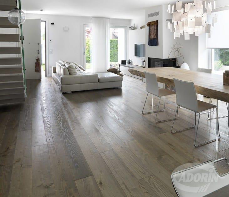Chestnut parquet CASTAGNO DEL TEMPO | Chestnut flooring by CADORIN GROUP