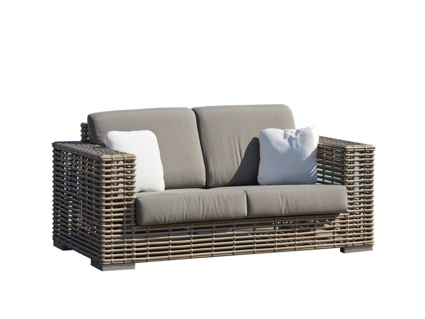 Loveseat CASTRIES 23222 by SKYLINE design