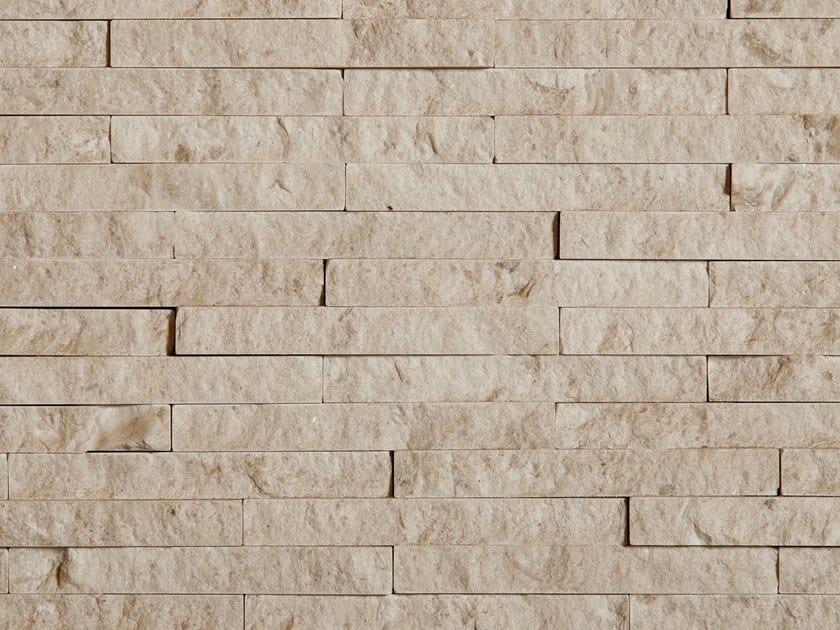 Natural stone wall tiles CATANIA by Naturalmente Puglia