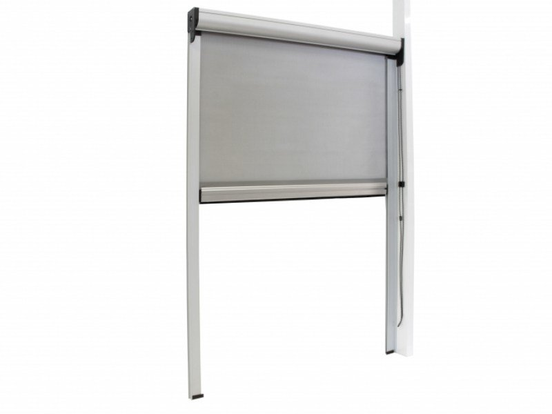 Sliding vertical insect screen CATENELLA 50 by Teknika