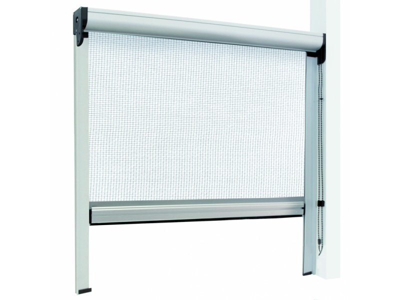 Sliding vertical insect screen CATENELLA 55 by Teknika