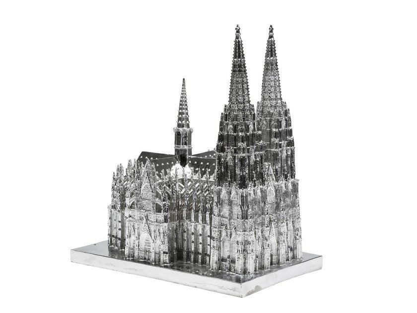 Resin decorative object CATHEDRAL by KARE-DESIGN