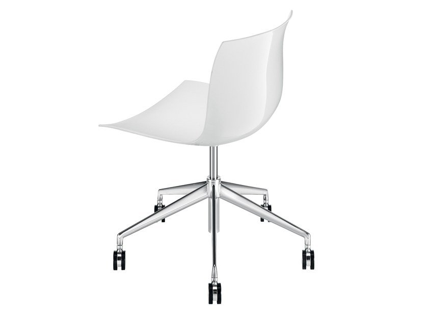 CATIFA 53 | Chair with 5-spoke base