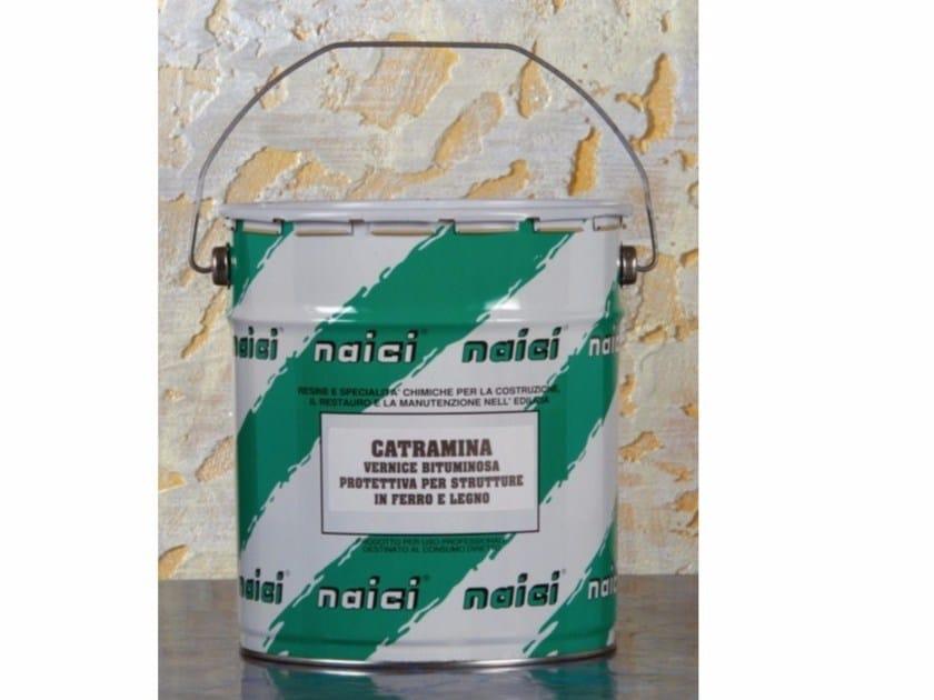 Protective varnish CATRAMINA by NAICI ITALIA