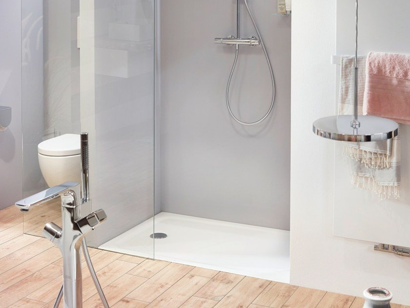 Rectangular shower tray CAYONOPLAN by Kaldewei Italia