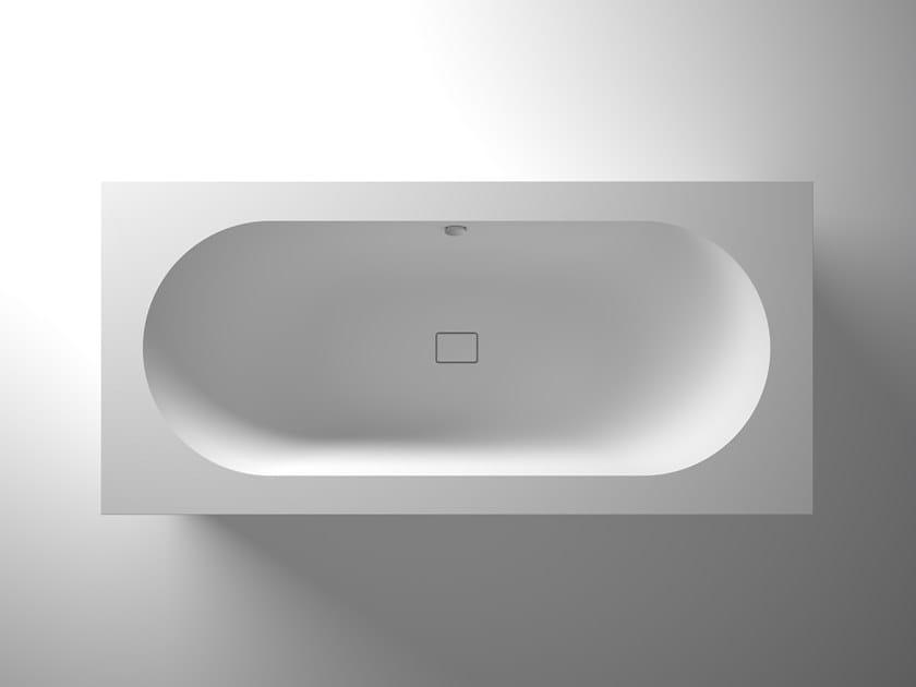 Ovale Badewanne aus HI-MACS® CBT-160-65 | Badewanne by HI-MACS